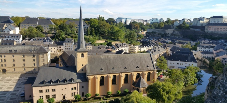 Moving to Luxembourg from USA