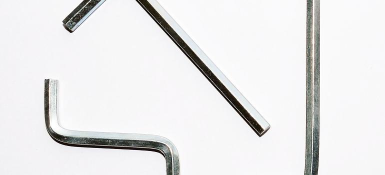 Allen wrench set