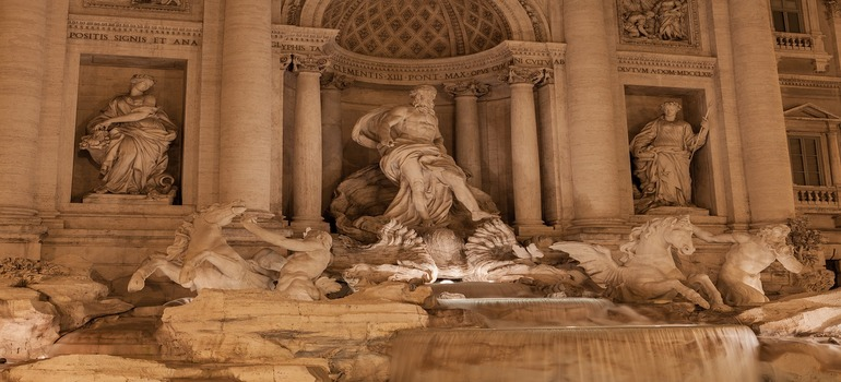 moving to Rome from NYC - The monument in Rome