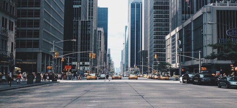 moving to Edinburgh from NYC - New York Street