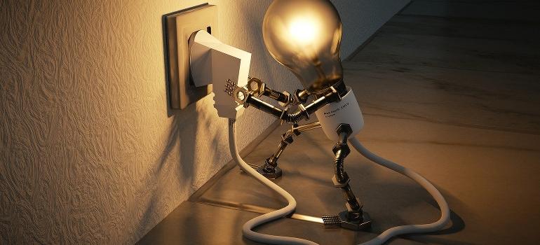 bulb depicting idea