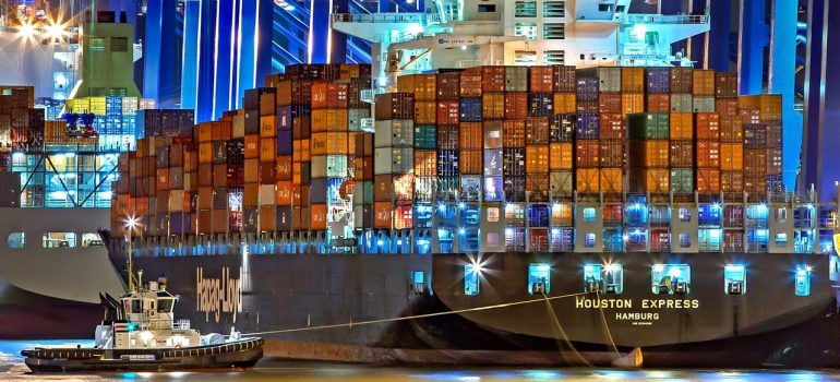warehouse freight